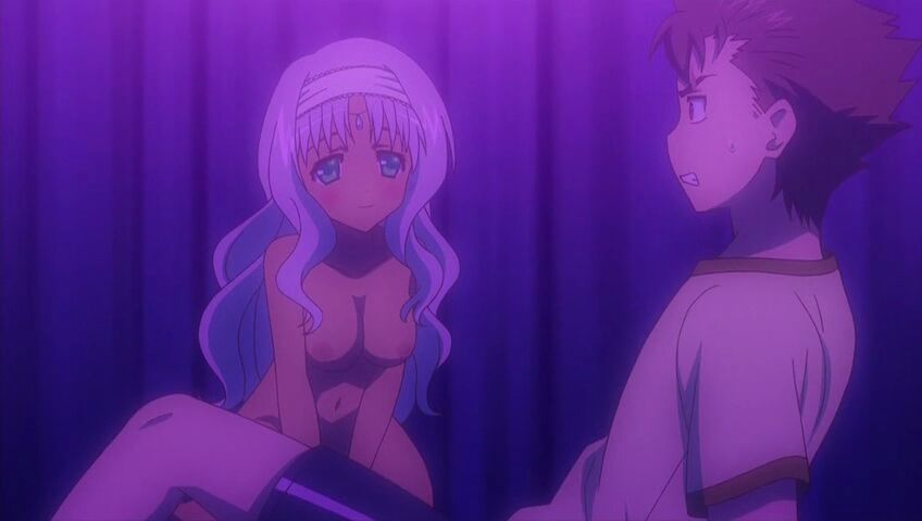 ladies versus butlers special 4 Expelled from paradise