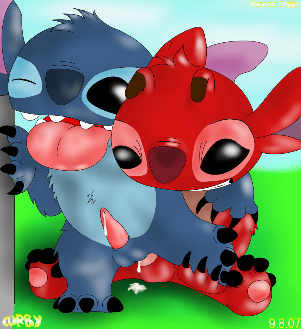 gantu lilo and stitch from How does jaiden animations animate
