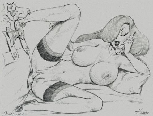 rabbit who framed roger jessica naked If it exists