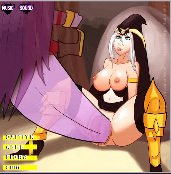ashe legends naked of league Crush crush moist and uncensored outfits