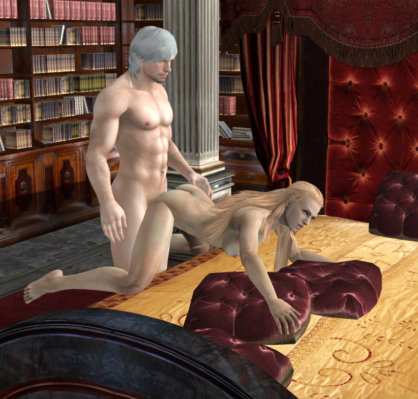 trish devil nude cry may What if adventure time was a 3d anime game nudity