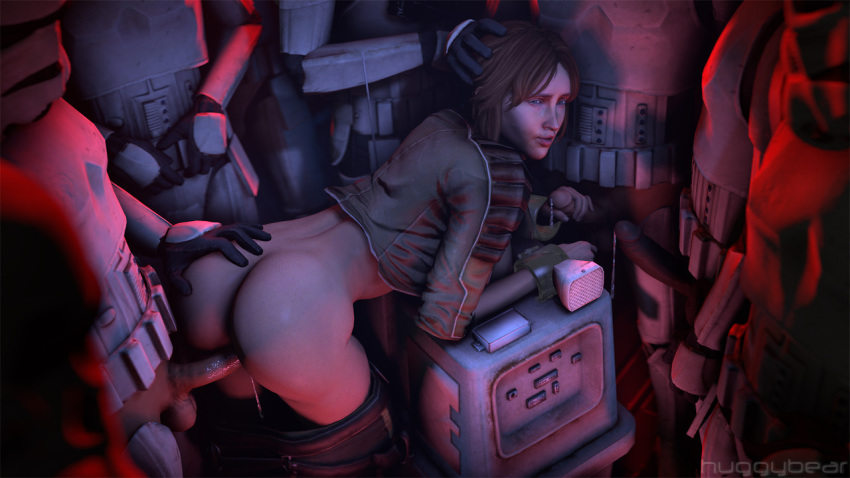 nude one rogue star wars Heaven's lost property ikaros nude