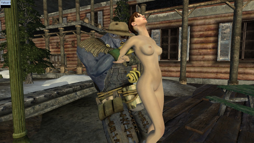 vegas sex fallout nude new Breath of the wild rubber suit