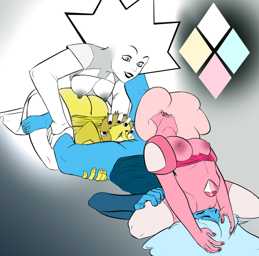 from universe diamond yellow steven Specimen 7 spooky's house of jumpscares