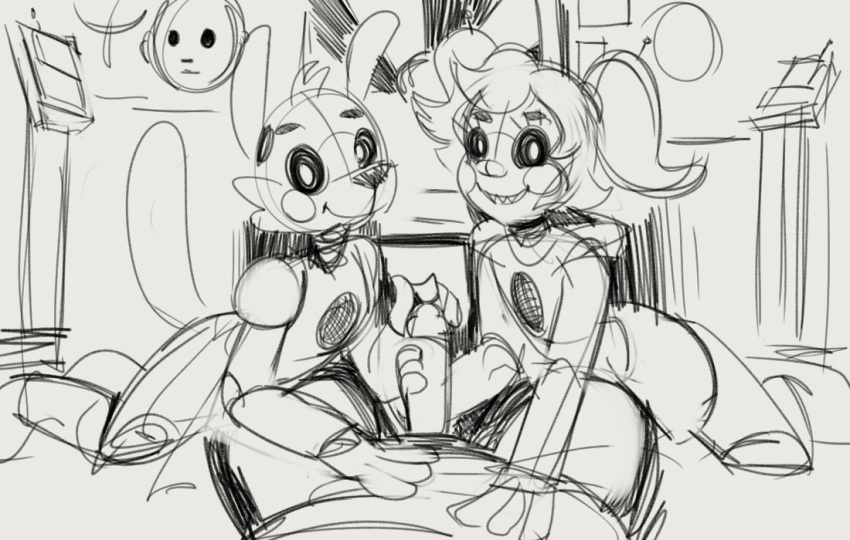 fnaf baby sister x ballora location Bloodstained ritual of the night monster blood