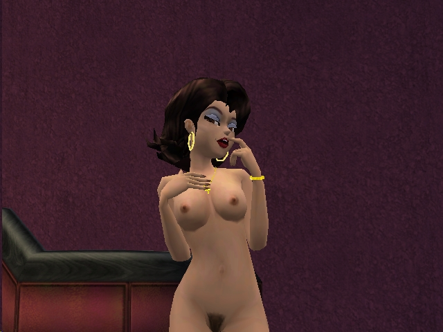eve leisure larry suit reloaded Nude beauty and the beast