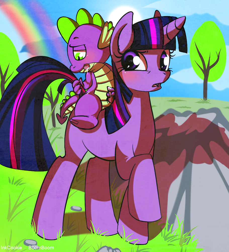 and is my pony little friendship rarity magic spike Arpeggio of blue steel