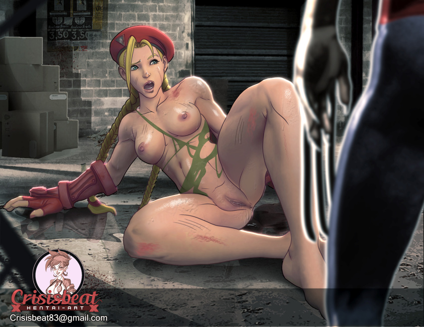 v fighter cammy white street Skyrim all in one animated pussy